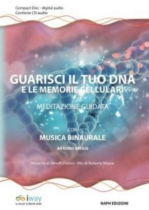 Antonio Origgi - MEMORIE CELLULARI, DNA ED EPIGENETICA